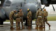 Jepang dan AS Bahas Lonjakan Kasus Covid-19 di Pangkalan Militer AS