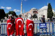 Turki akan Laporkan Status Baru Hagia Sophia ke UNESCO