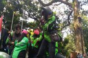 Selain Tuntut Izin Angkut Penumpang, Ojol Bandung Juga Tolak Tes COVID-19