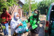 Yayasan Anak Bangsa Bisa Salurkan Bantuan untuk Para Pekerja Harian