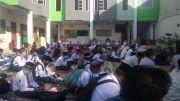 Hari Pertama PJJ, SMP Ini Pilih Sehari Masuk dan Sehari Libur