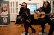 Penyanyi Asal Surabaya Sara Fajira Kembali Gebrak Jagad Maya