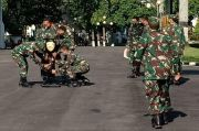 67 Personel Secapa AD Bandung Kembali Dinyatakan Negatif COVID-19