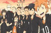 Manga Haikyuu Bakal Selesai pada 20 Juli Mendatang