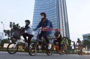 Kasus Covid-19 Naik, Pemkot Jakut Tiadakan Kawasan Khusus Bersepeda di Cilincing