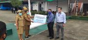 BRI Salurkan Bantuan Dana untuk RSUD Yowari di Jayapura