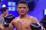 Sangarthit, Anak Ajaib dari Thailand Juara Welter Ringan WBC Asia