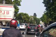 Flyover Jalan Jakarta Dilanjut, Polrestabes Bandung Siapkan Rekayasa Lalin