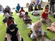 Di Tengah Pandemi, KKN Pandanwangi Ajarkan Bikin Sabun Kertas