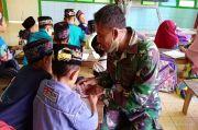 Kisah Sertu Surahman Mengajari Anak -anak Baca Tulis Alquran di Dusun Jatisari Grobogan
