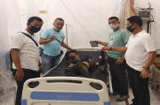 Merampok Anggota Panwascam, Mantan Napi Asimilasi Terkapar Didor Polisi