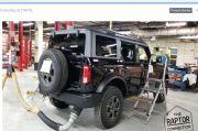 Kurang dari Empat Jam, Edisi Pertama Bronco 2021 Ludes Terjual