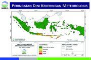 BMKG Peringatkan Kekeringan di Jawa, Bali dan Nusa Tenggara