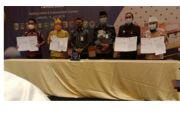 Wali Kota Terima Hibah 1 unit Kapal untuk Tunjang Pariwisata ke Pulau Tikus