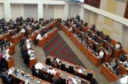 Sri, Nadiem, dan Terawan Wakili Pemerintah Rapat dengan Banggar