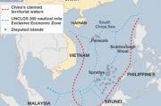 AS Tolak Klaim China di Laut China Selatan, Taiwan Semringah