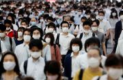 Tokyo Naikkan Kewaspadaan terhadap Virus Corona ke Level Tertinggi