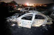 Kebakaran Jaringan Pipa Minyak Mesir Melukai 17 Orang
