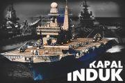 10 Kapal Induk Terbesar di Dunia, Ternyata Salah Satunya Milik Thailand