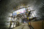 Progres Konstruksi KCJB Capai 53%, 3 Terowongan Sudah Tembus