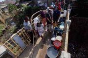 Kekeringan, Warga Gunungkidul Mulai Jual Kambing Tuk Beli Air
