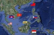 Taiwan Ada di Pihak AS, Dukung Penolakan Klaim China di Laut China Selatan