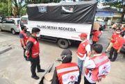 PMI Sulsel Salurkan Bantuan untuk Penanganan Korban Banjir Bandang di Lutra