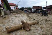 Banjir Bandang di Lutra Renggut 16 Nyawa, 23 Orang Masih Dicari