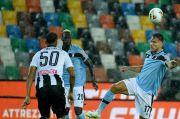 Lazio Pungut Satu Poin di Markas Udinese