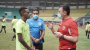 Ketum PSSI Pantau Persiapan Timnas Indonesia U-16 Jelang Piala Asia