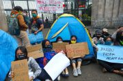 Pimpinan Paripurna DPR Minta Laporan Dipercepat agar Demonstran Bubar