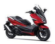 Tambah 50cc Lagi, Honda Forza 2021 Torsi Tenaga Lebih Seram