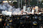 Pengadilan Tinggi Perberat Vonis 6 Terdakwa Bom Molotov saat Aksi Massa
