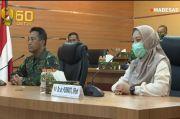 Jenderal Andika dan Kepala Puslitbang Unair Bahas Progres Uji Klinis Anti Covid-19