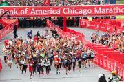 Gara-gara Pandemi Corona, Ajang Chicago Marathon Dibatalkan