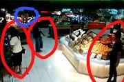 Viral di Medsos, Komplotan Pencuri di Pusat Perbelanjaan Kelapa Gading Terekam CCTV