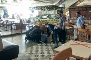 Pria 50 Tahun Terjun Bebas di Depok Town Square
