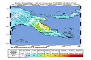 Papua New Guiena Diguncang Gempa Bumi Magnitude 7,3