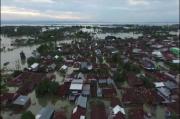 17 Ribu Rumah di 78 Desa Terendam Banjir Sungai Walenae