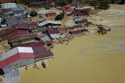 Tiga Ribu Lebih Keluarga Mengungsi Pascabanjir Bandang Luwu Utara