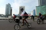 Gowes Makin Ngetren, Pembelian Sepeda Melonjak hingga 9 Juta Unit