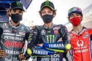 Jelang MotoGP Jerez, Enggak Ada Penggemar buat Rossi Leluasa Pergi ke Paddock