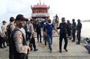 228 Bandar Narkoba Diboyong ke Lapas Supermaximum Nusakambangan