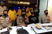 Polisi Bekuk Komplotan Pencuri yang Beraksi di Pusat Perbelanjaan Kelapa Gading