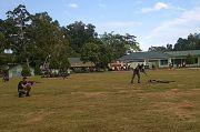 Dikarantina di Jayapura, Prajurit Kostrad Tetap Latihan Tempur