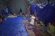 212 Keluarga di Kabupaten Wajo Tinggal di Posko Pengungsian