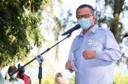 Menteri Edy Perkenalkan Alat Mitigasi Tsunami Berbiaya Murah