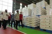 Tujuan China dan Filipina, Ekspor Produk Turunan Jagung-Gandum Dilepas Mentan