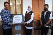 Yayasan Stapa Center Bantu Jatim Alat PCR Terlengkap