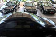 Pemprov Sulsel Bakal Lelang Kendaraan Dinas Bekas Pejabat